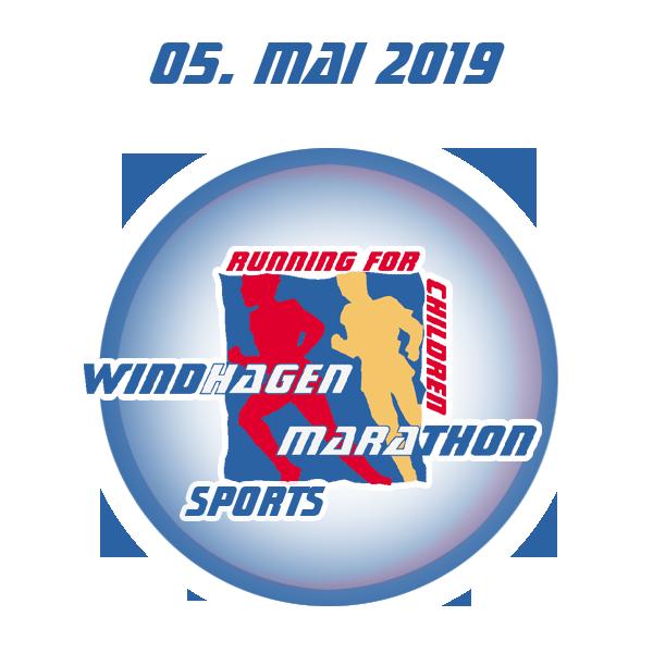 Logo Windhagen Marathon 2019